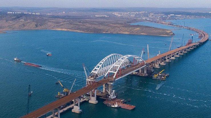 Против голландцев возбудили дело из-за Крымского моста 1