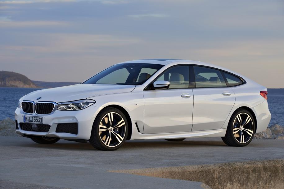 BMW 6 серии получит новый мотор 2