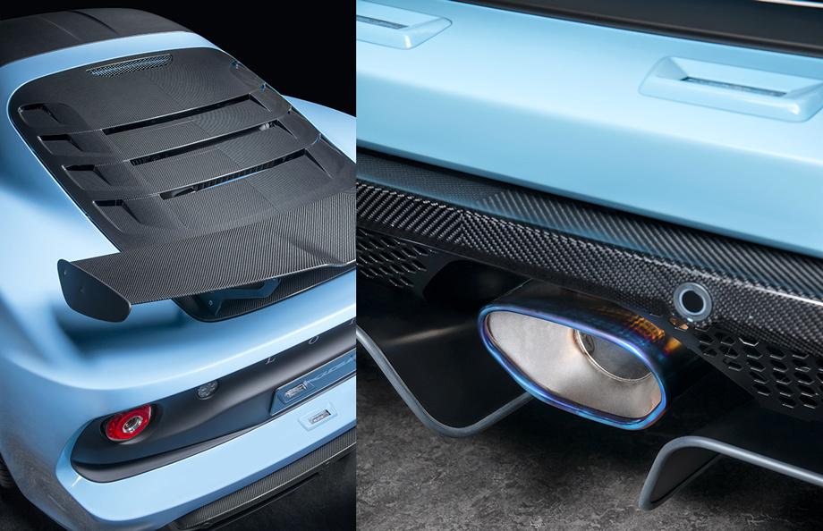 Lotus Exige 410 Sport получил детали от версии 430 Cup 4