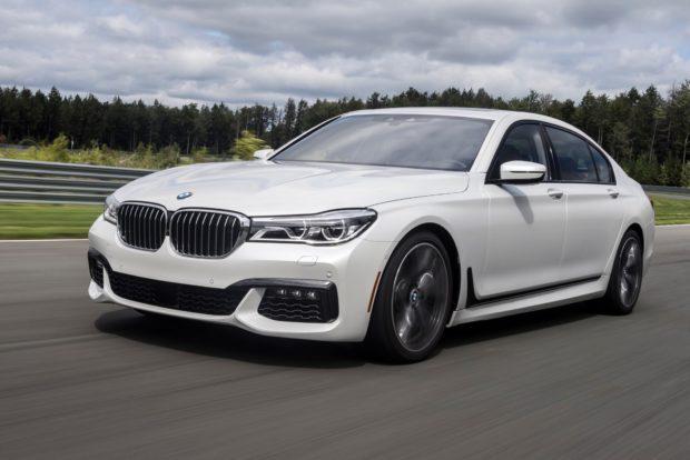 Компания BMW перерегистрировала название M7 1