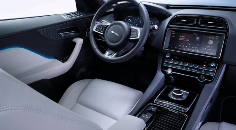 Бестселлер марки Jaguar пережил обновление 2