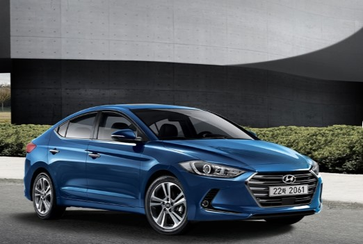 Hyundai Elantra получит новый двигатель 1