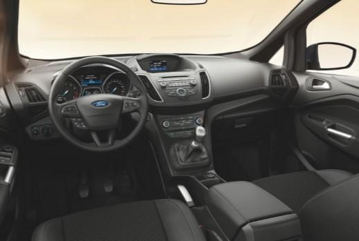 Ford «реанимирует» продажи компактвэна C-Max с помощью спецверсии 2