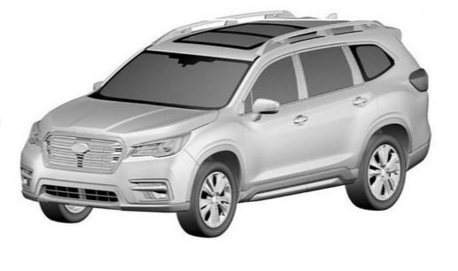 Subaru Ascent может покинуть пределы США 1