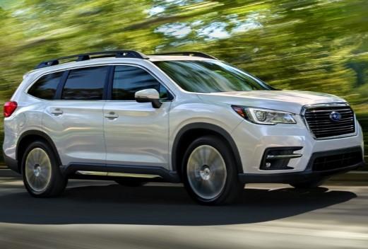 Subaru Ascent может покинуть пределы США 2