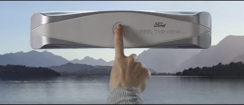 Разработаны автомобильные стекла для незрячих пассажиров 1