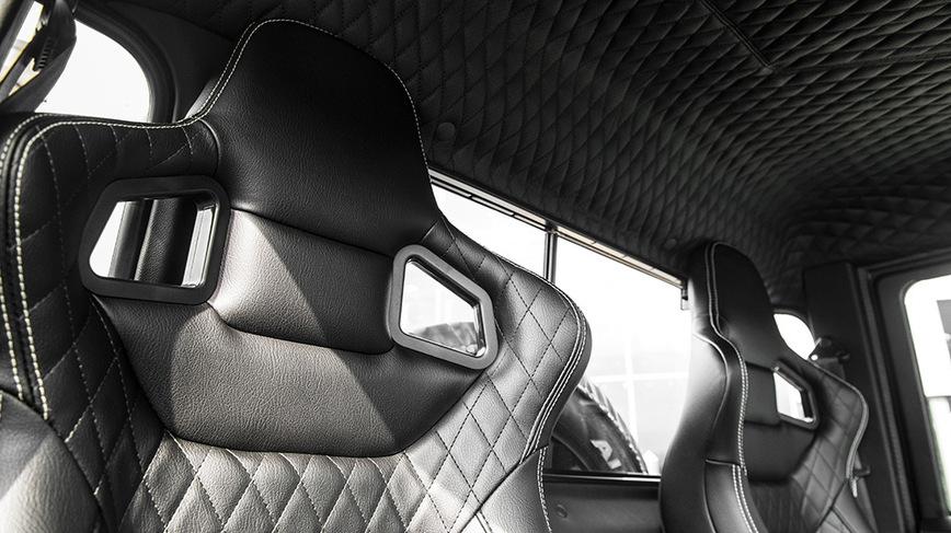 Land Rover Discovery предстал в необычном проявлении 3