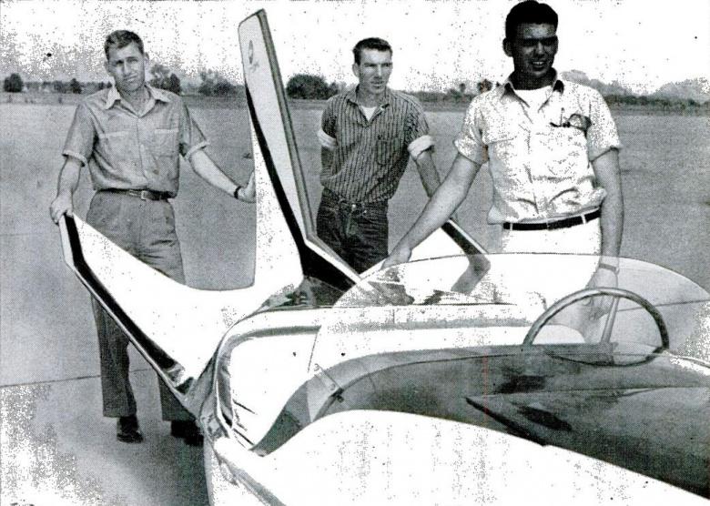 Как летчики сделали из автомобиля аэроконцепт 3