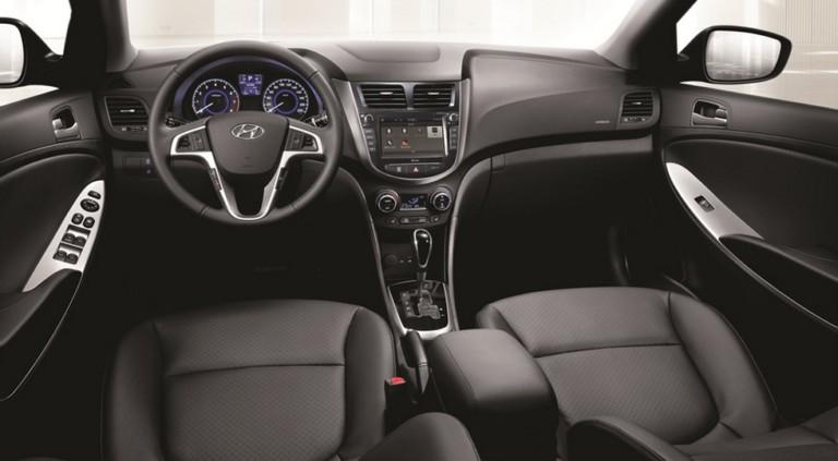 Hyundai обновил Accent прошлого поколения 2
