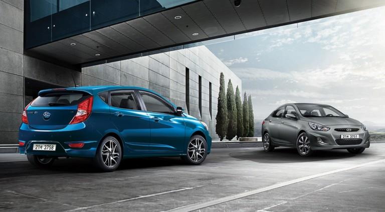 Hyundai обновил Accent прошлого поколения 1