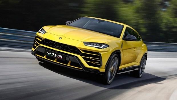 Lamborghini ждет «внедорожное» будущее 1
