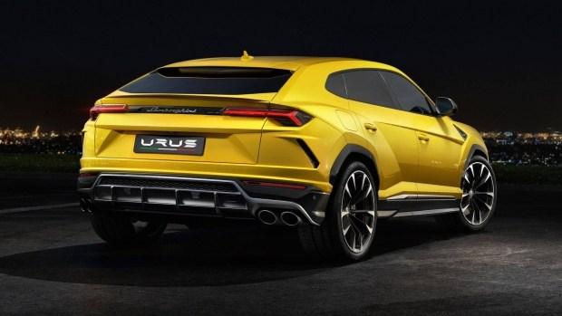 Lamborghini ждет «внедорожное» будущее 2