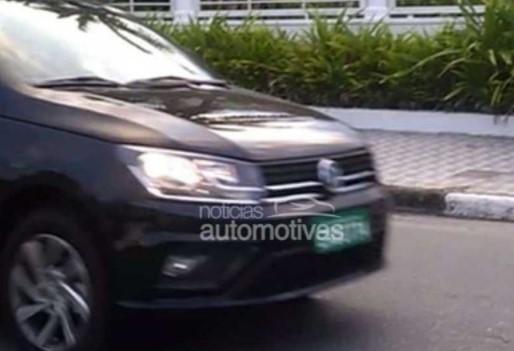 Volkswagen провел рестайлинг бюджетного седана Voyage 1