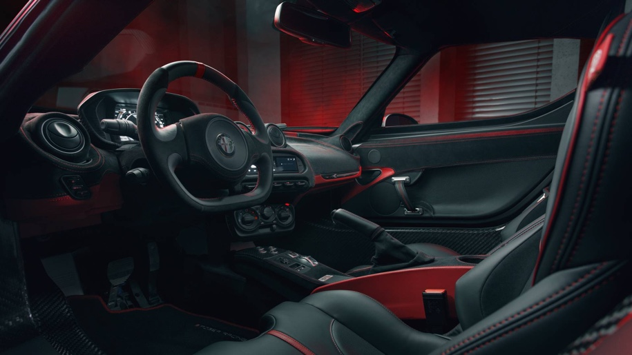 Alfa Romeo 4C «разгонят» до 308 километров в час 4