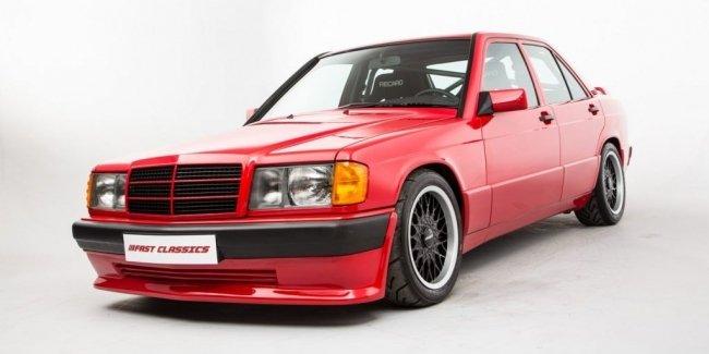 Старый «Мерседес» продают по цене нового спорткара 1