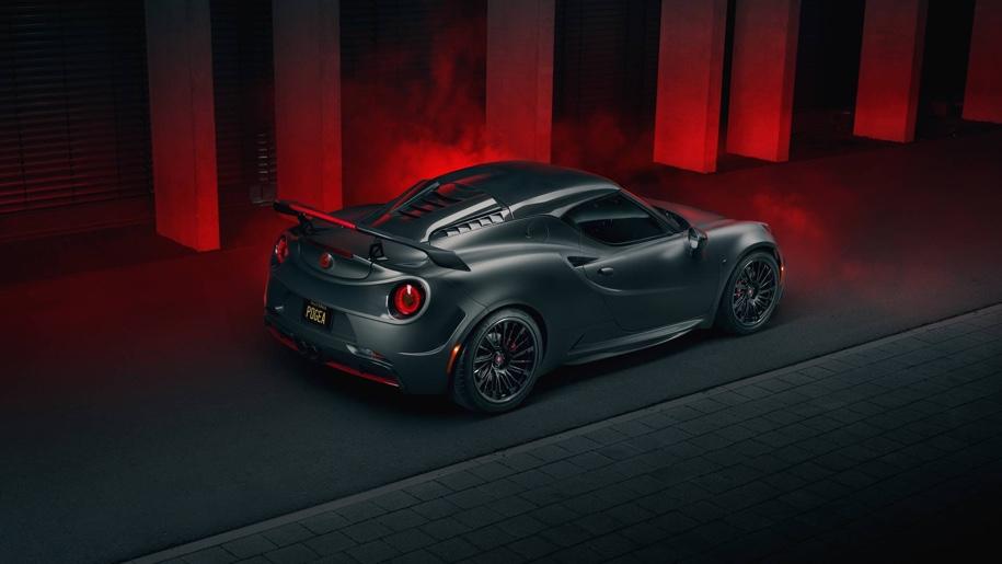 Alfa Romeo 4C «разгонят» до 308 километров в час 2