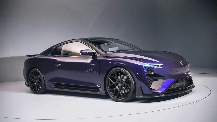 Экс-глава Audi Motorsport помог китайцам построить «спирткар» 2