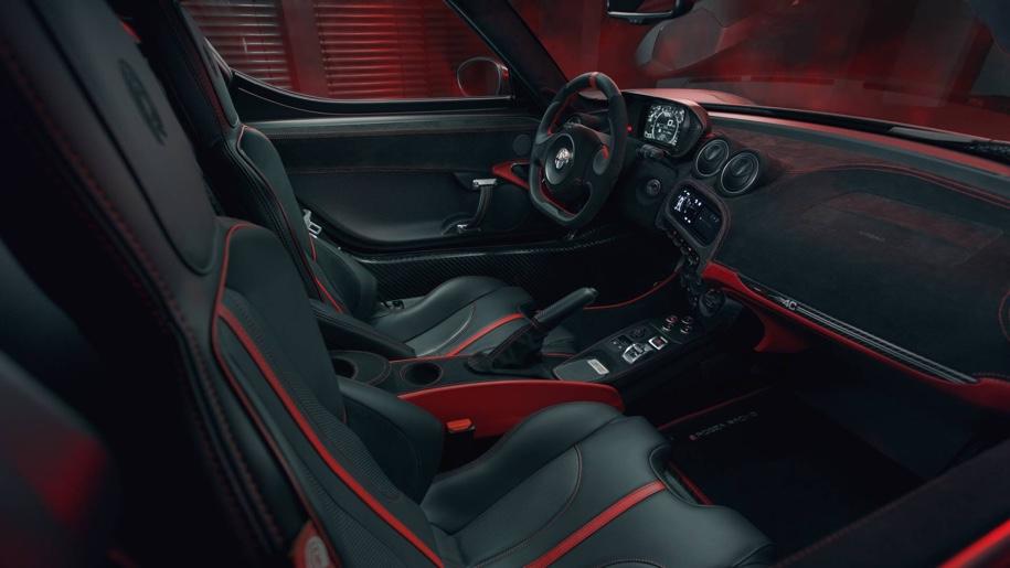 Alfa Romeo 4C «разгонят» до 308 километров в час 5