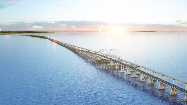 Поступило предложение забрать Крымский мост у россиян 1