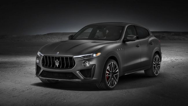Сержио Маркионне рассказал о причинах неудач кроссовера Maserati Levante 2