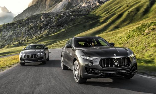Maserati презентовала свои новинки в Пекине 2