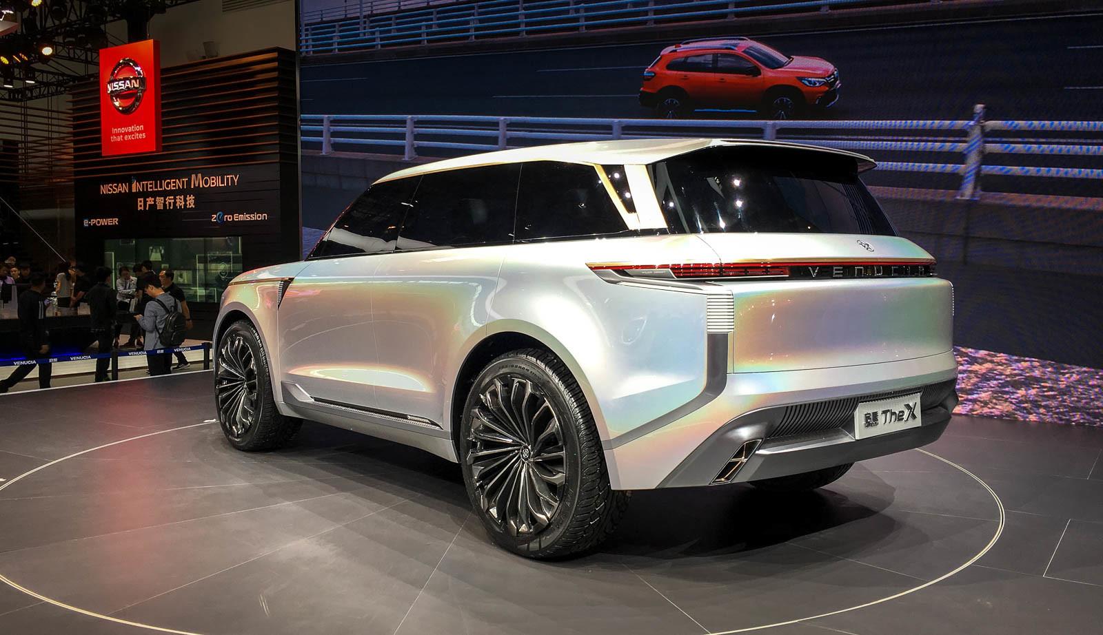 Nissan и Dongfeng показали дизайн крутого «бюджетника» 3
