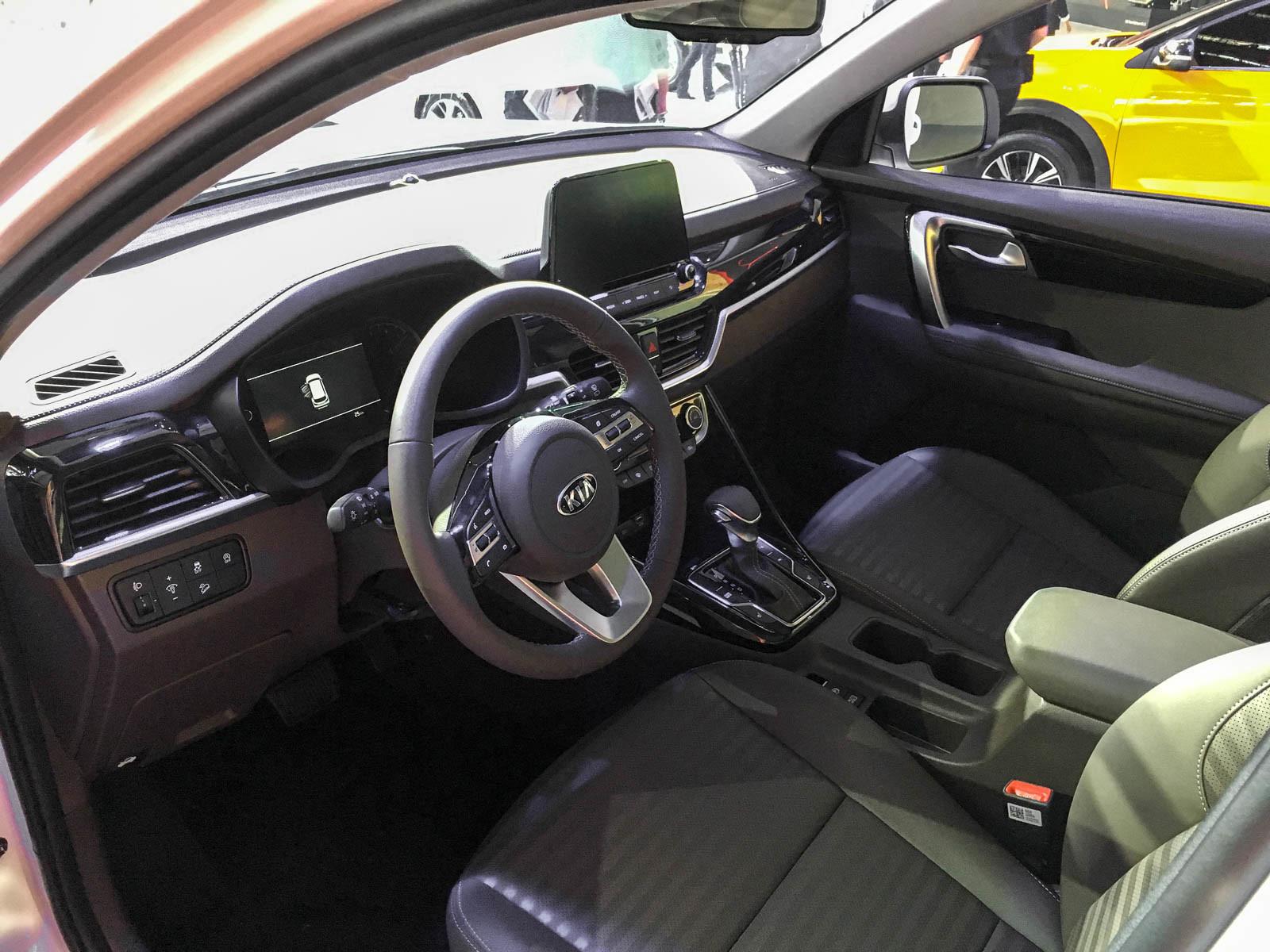 Kia представила «устаревший новый» Sportage 3
