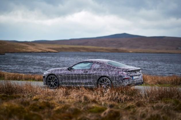 Свежие подробности о BMW 8-Series 2
