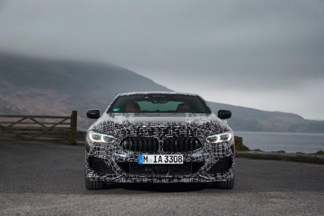 Свежие подробности о BMW 8-Series 1
