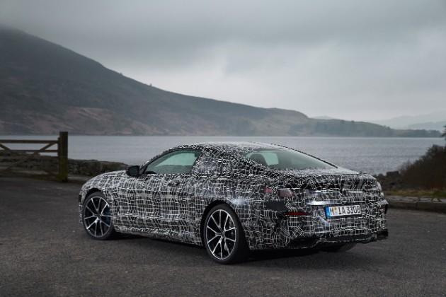 Свежие подробности о BMW 8-Series 3