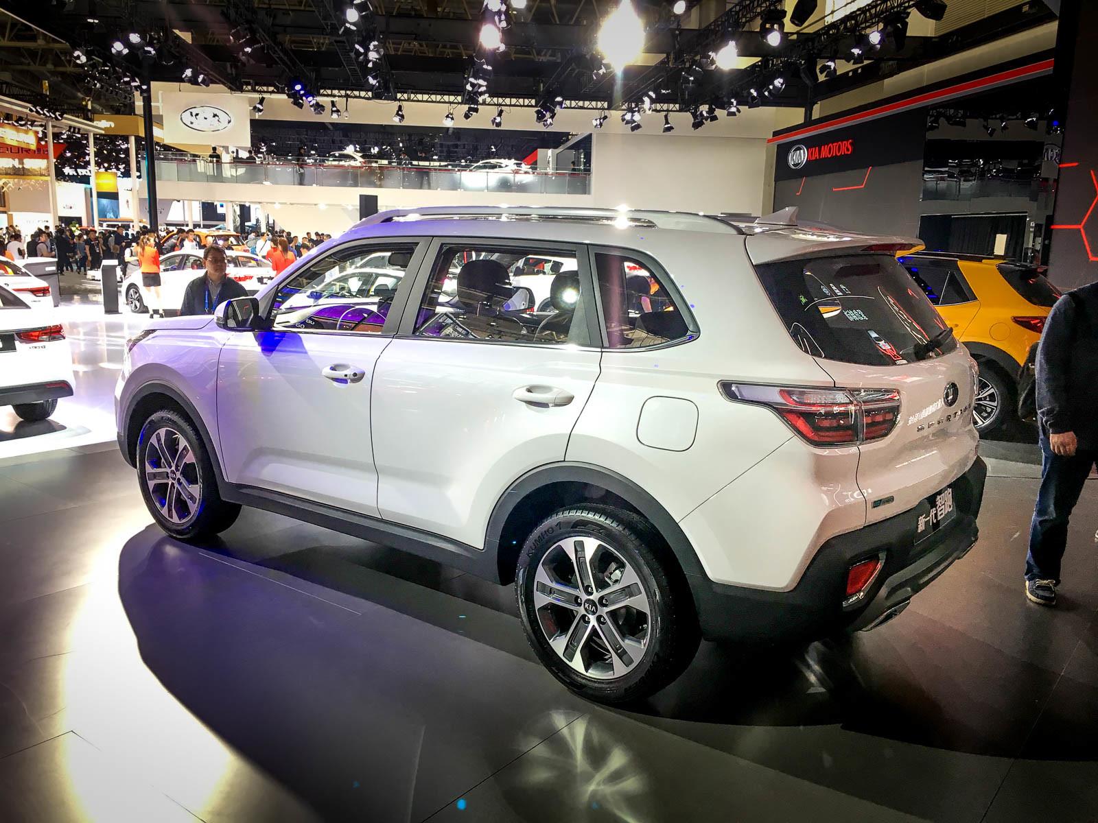 Kia представила «устаревший новый» Sportage 2