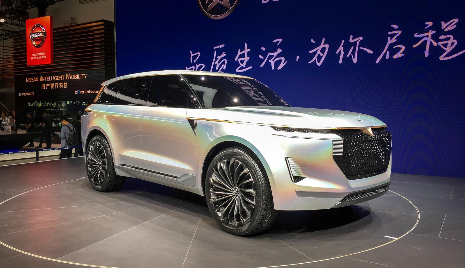 Nissan и Dongfeng показали дизайн крутого «бюджетника» 2