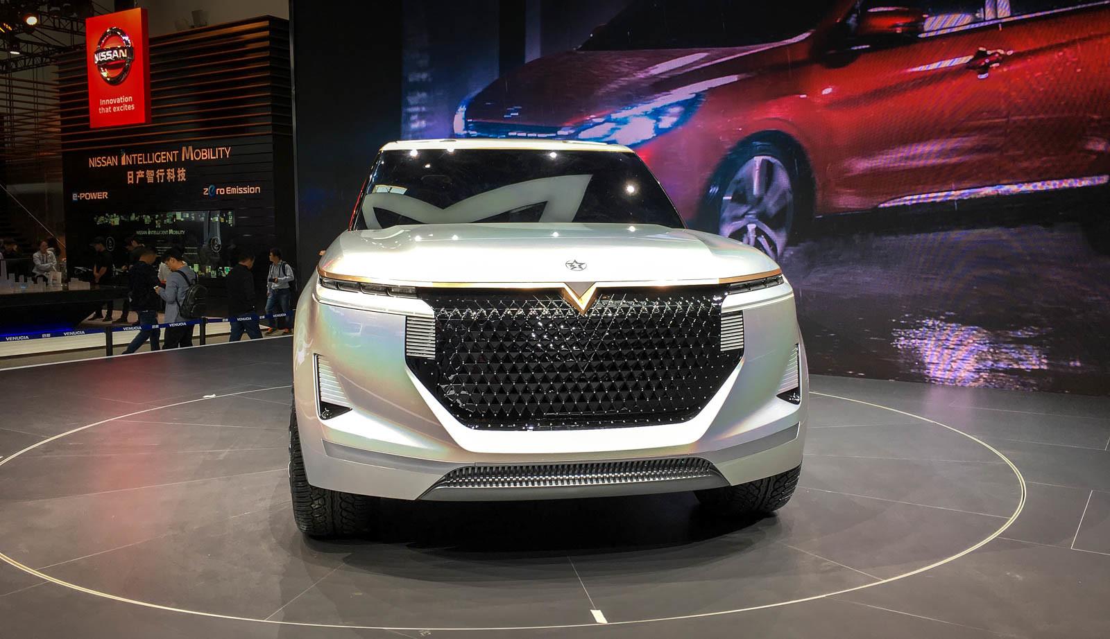 Nissan и Dongfeng показали дизайн крутого «бюджетника» 1