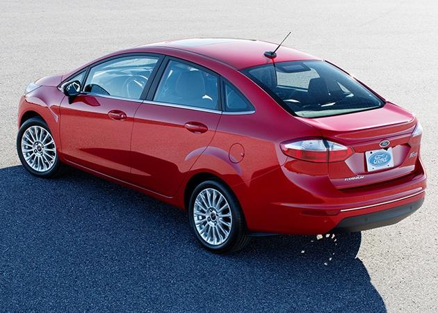 Ford больше не будет выпускать седаны 2