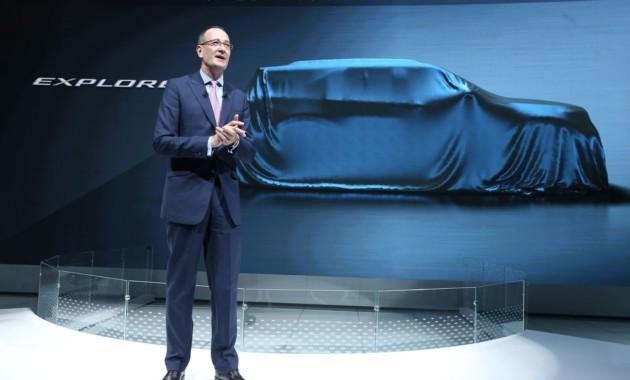 Ford Explorer готовится к смене поколений 1
