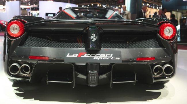 Когда появится первый электромобиль Ferrari 2