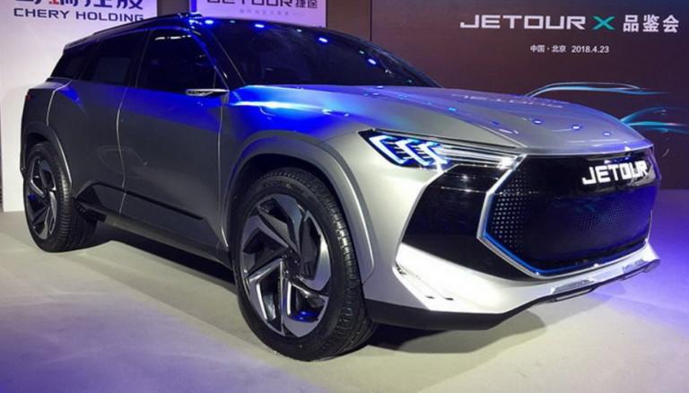 Кроссовер Jetour X получил скоростную связь 5G 2
