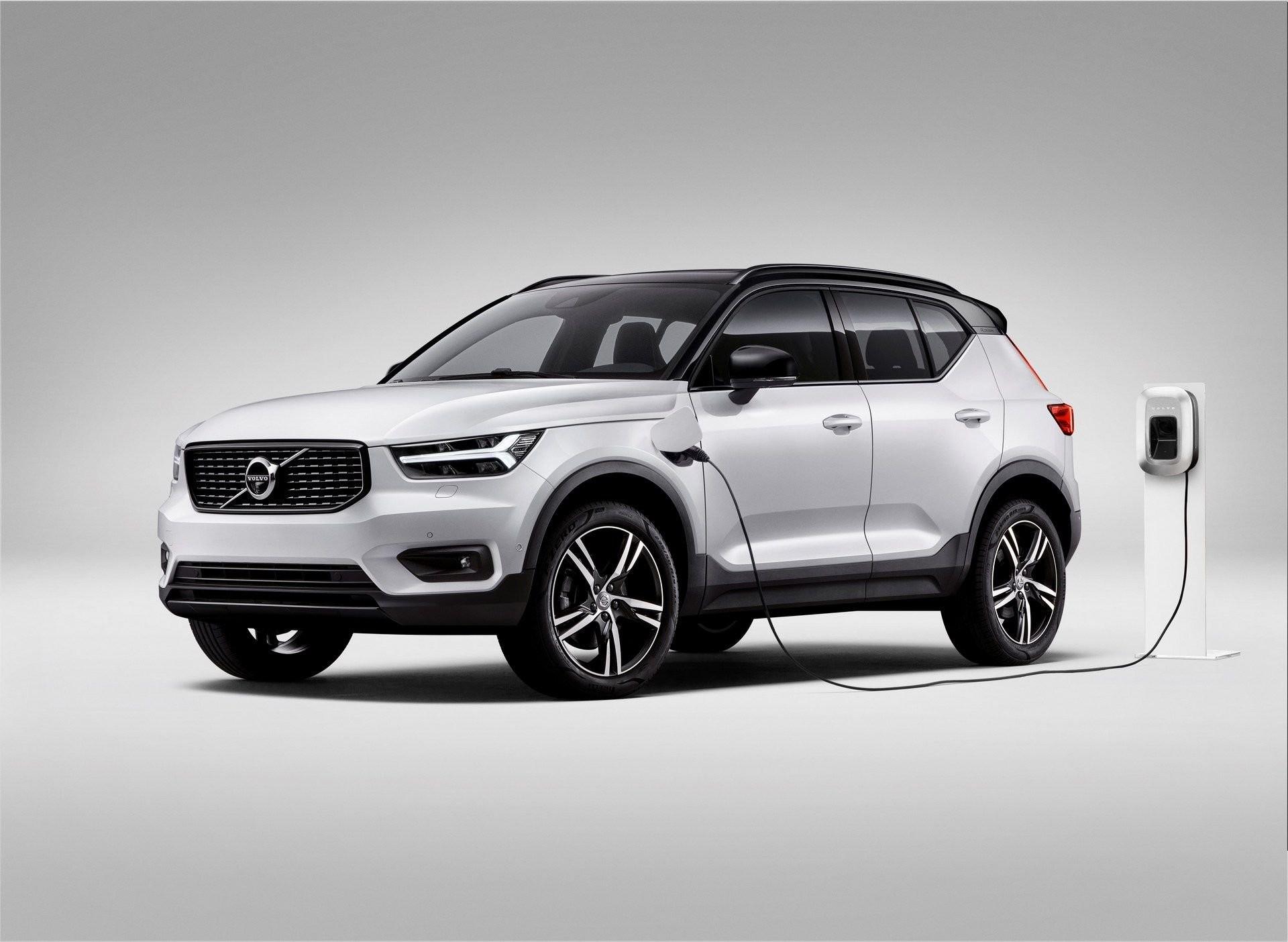 Каждый второй Volvo станет электромобилем 1