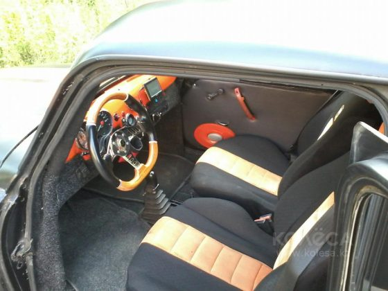 Необычный ЗАЗ на агрегатах Mazda 3 и Volkswagen Passat показали в Сети 3