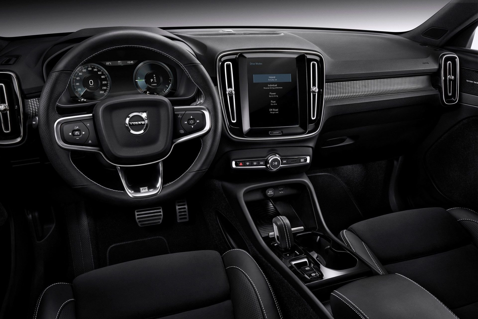 Каждый второй Volvo станет электромобилем 2