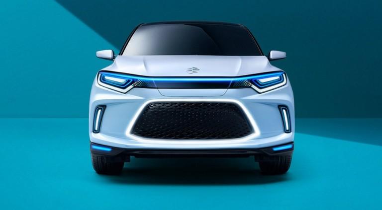 Honda презентовала концептуальный кроссовер Everus EV 1