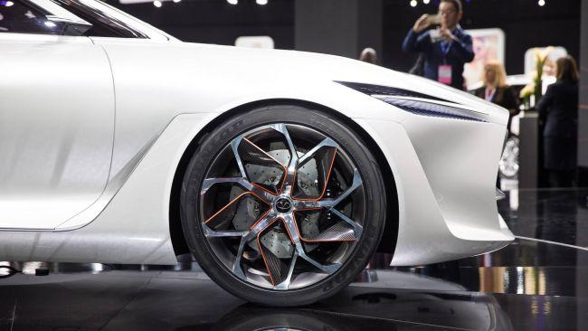 Infiniti представила новую платформу электромобилей Q Inspiration 3