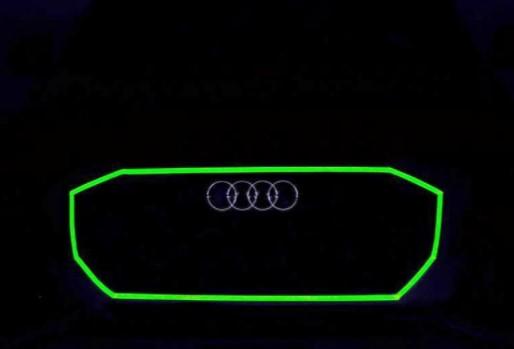 Audi частично рассекретила кроссовер Q8 1