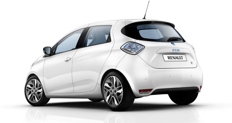 Электрокар Renault Zoe вышел на украинский рынок 1