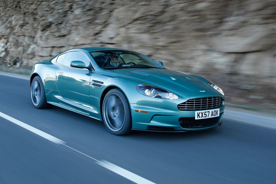 Aston Martin выпустит спорткар DBS Superleggera 1