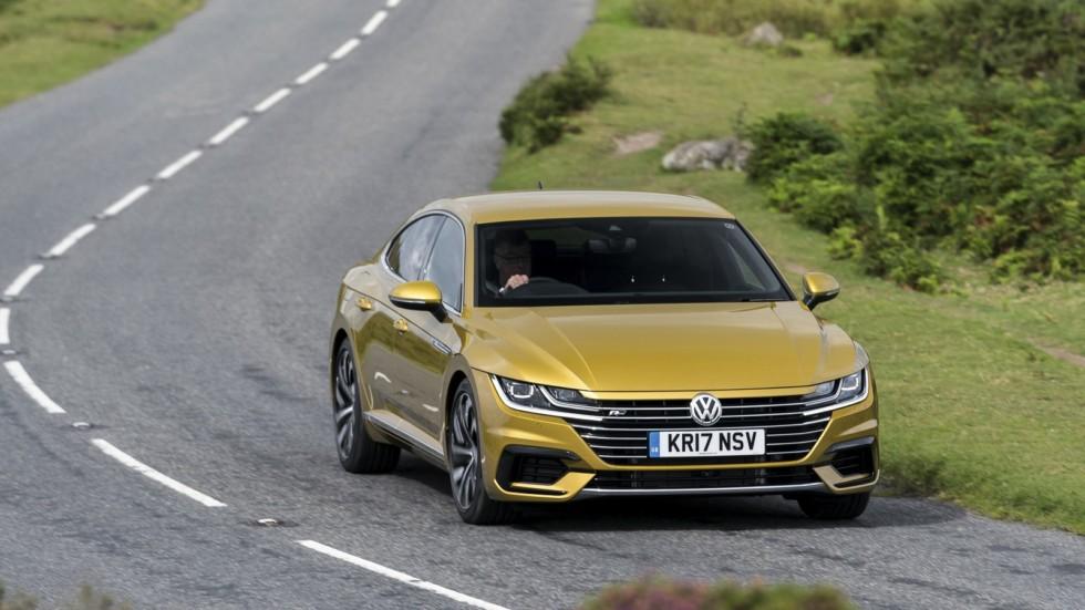 Volkswagen проведет R-фикацию модельного ряда 3