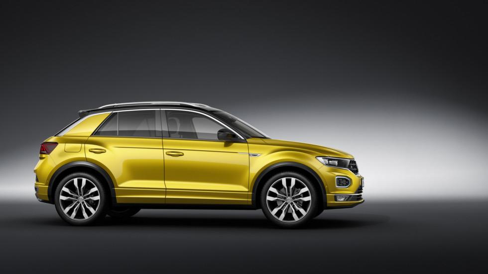 Volkswagen проведет R-фикацию модельного ряда 1