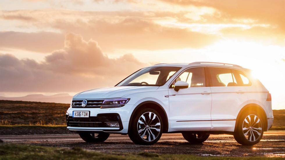 Volkswagen проведет R-фикацию модельного ряда 2