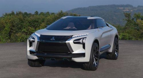 Mitsubishi представит в Пекине концепт e-Evolution 1