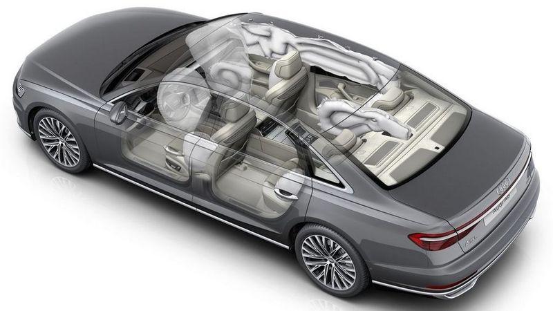 Автопроизводители придумывают новые типы подушек безопасности 1